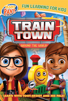 Train Town: Around the World